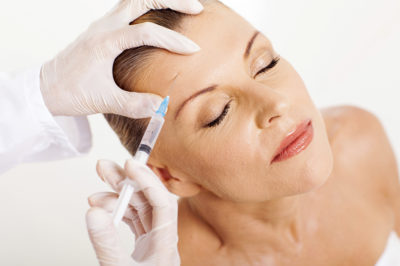 intervento estetico botulino botox